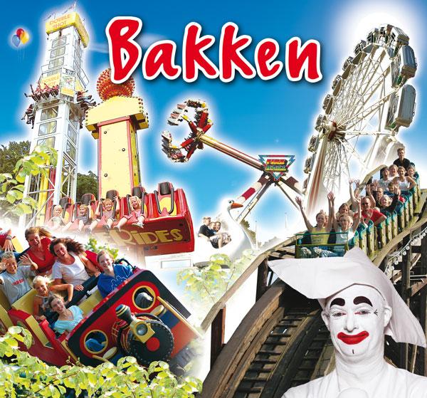 Risultati immagini per Parco divertimenti il Bakken,