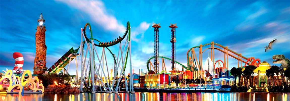 Orlando in Florida, la capitale mondiale dei parchi divertimento