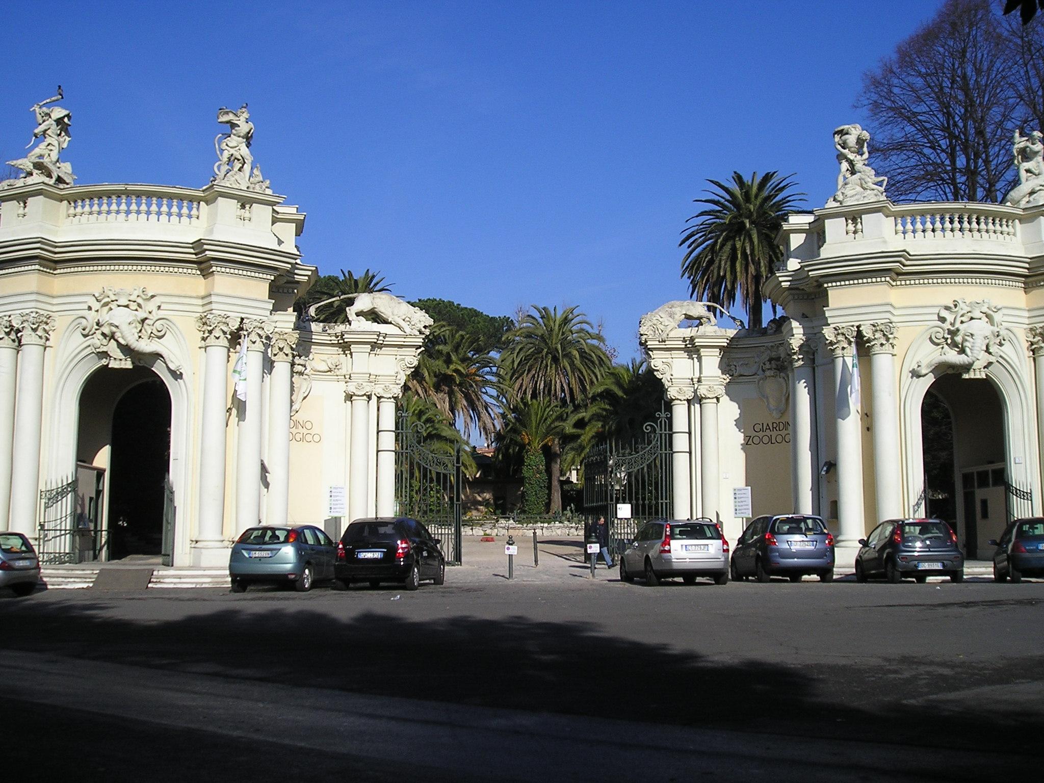 Bioparco di roma i parchi divertimento for O giardino di pulcinella roma
