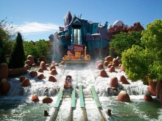 Universal's Islands of Adventure di Orlando in Florida premiato da Tripadvisor come miglior parco a tema 2015 del mondo